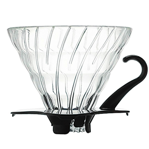 Glass Coffee Dripper Hario V60