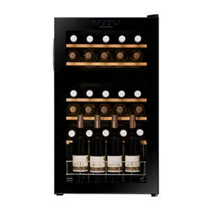 Wine cooler Dunavox (capacity: 30 bottles)