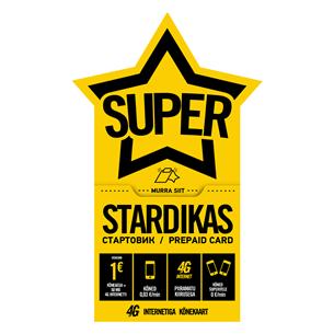 Pre-paid SIM card Telia Super starter pack