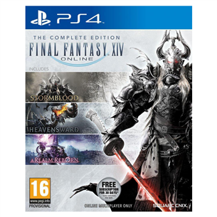PS4 mäng Final Fantasy XIV Complete Edition