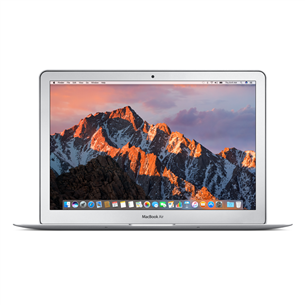 Sülearvuti Apple MacBook Air (2017) / 128 GB, RUS
