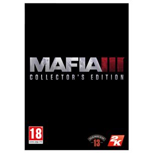 Xbox One mäng Mafia III: Collectors Edition
