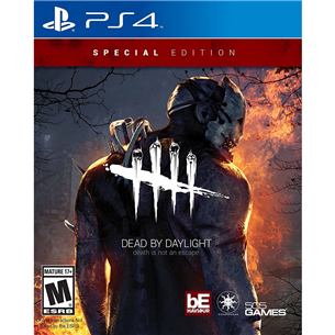 PS4 mäng Dead by Daylight: Special Edition