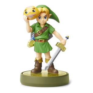 Amiibo Nintendo Link - Majoras Mask