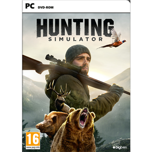 Игра для PC Hunting Simulator