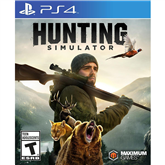 PS4 mäng Hunting Simulator