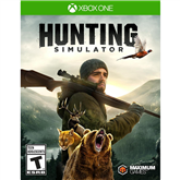 Xbox One mäng Hunting Simulator