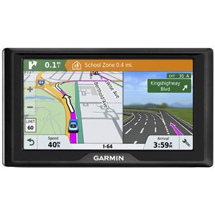 GPS seade Garmin Drive 61 LMT-S DRIVE61EULMT