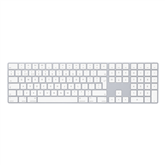 Klaviatuur Apple Magic Keyboard koos numbriklaviatuuriga / SWE