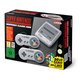 Game console Nintendo SNES Classic Mini + 21 games