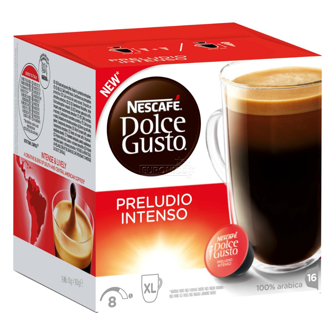4daf7f78239 Kohvikapslid Nescafe DG Preludio Intenso