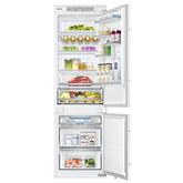Integreeritav külmik NoFrost, Samsung / kõrgus: 178 cm