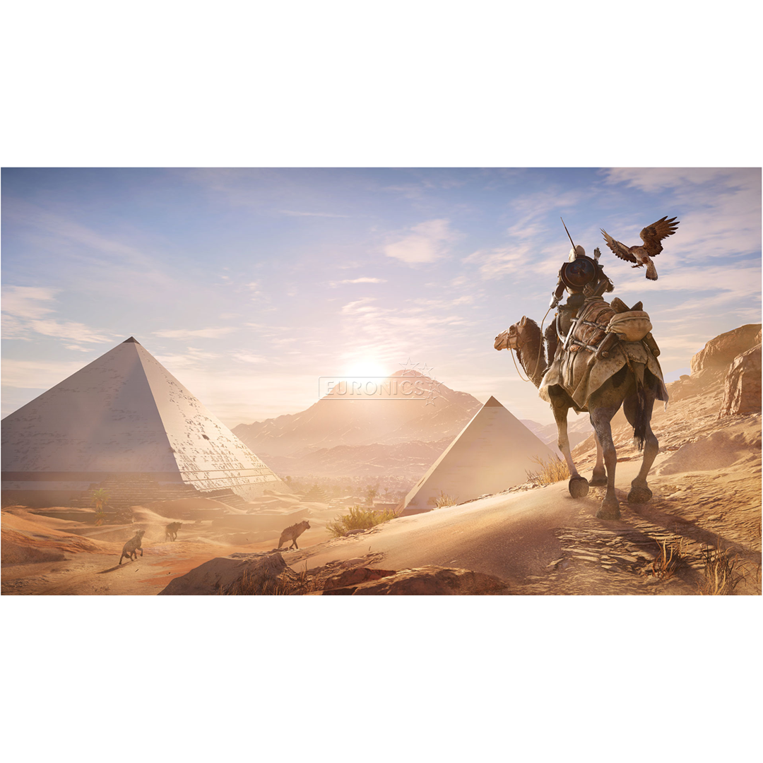 PS4 game Assassin's Creed Origins Deluxe Edition, PS4ACORIGINS
