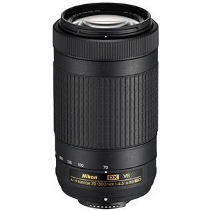 Objektiiv AF-P DX NIKKOR 70-300 mm f/4.5-6.3G ED VR
