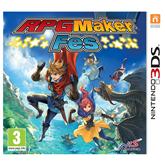 3DS mäng RPG Maker Fes