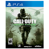 PS4 game Call of Duty 4: Modern Warfare Remastered