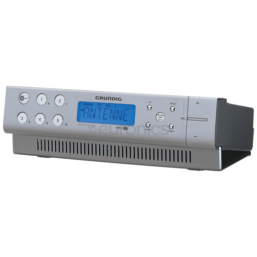 Clock radio Grundig Sonoclock 890, GKL0451