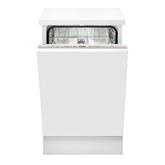 Интегрируемая посудомоечная машина, Hansa / 9 комплектов