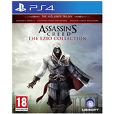 Игра для PlayStation 4, Assassins Creed: The Ezio Collection