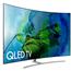 75 nõgus Ultra HD QLED-teler Samsung