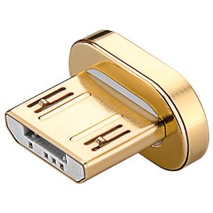 Micro USB magnetpistik Goobay