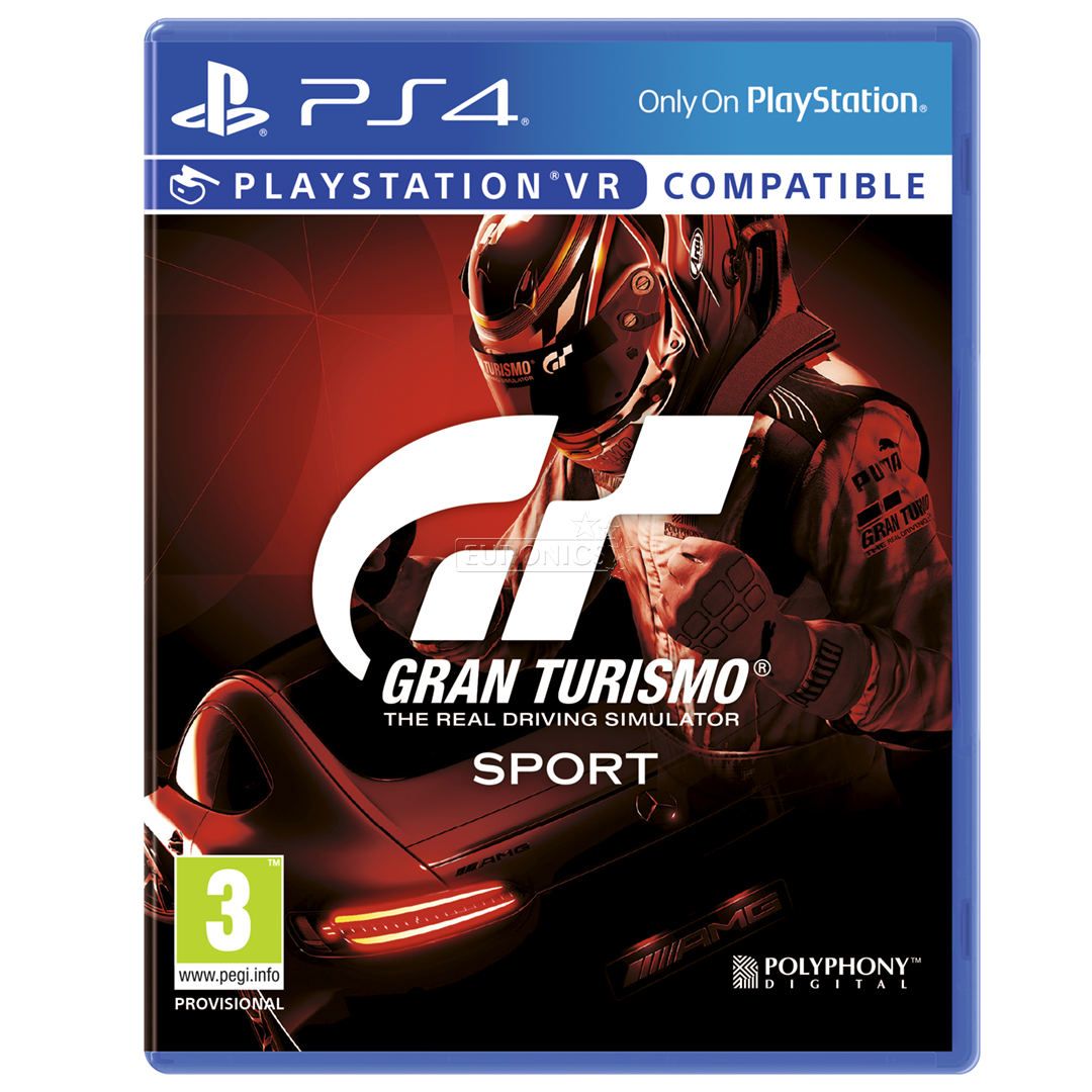 What Games For Ps4 : Ps game gran turismo sport