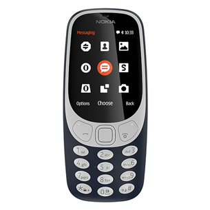 Mobile phone Nokia 3310 Dual SIM NOKIA3310DS-BLUE