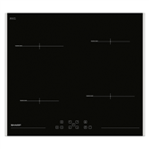 Built - in induction hob Sharp