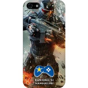 iPhone 5S/SE ümbris Euronicsi mänguklubi V1 / Snap