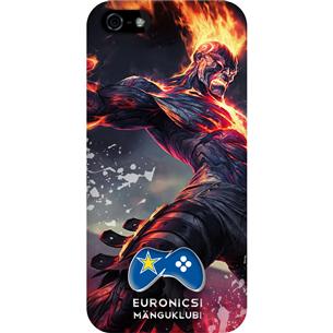 iPhone 5S/SE ümbris Euronicsi mänguklubi V2 / Snap