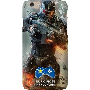 iPhone 6 ümbris Euronicsi mänguklubi V1 / Snap