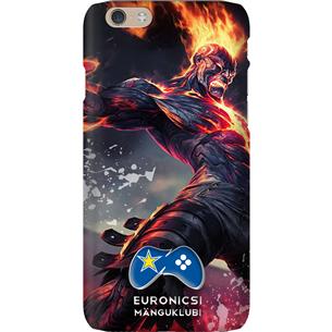 iPhone 6 ümbris Euronicsi mänguklubi V2 / Snap