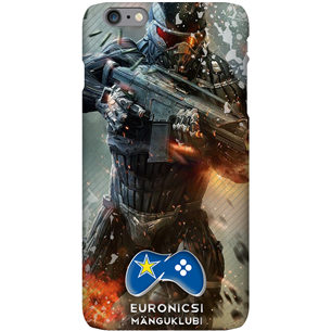 iPhone 6 Plus ümbris Euronicsi mänguklubi V1 / Snap