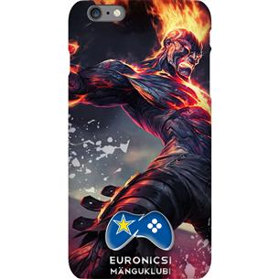 iPhone 6S Plus ümbris Euronicsi mänguklubi V2 / Snap