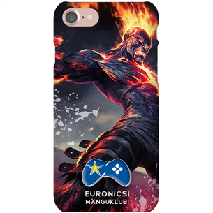 iPhone 7 ümbris Euronicsi mänguklubi V2 / Snap