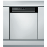 Built-in dishwasher, Whirlpool / 14 place settings