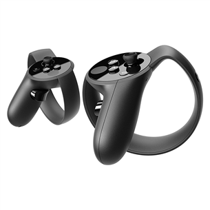 Oculus Touch puldid