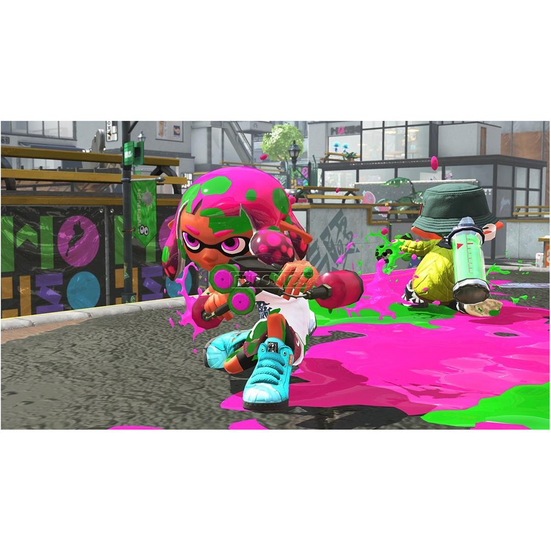 Игра для Nintendo Switch, Splatoon 2