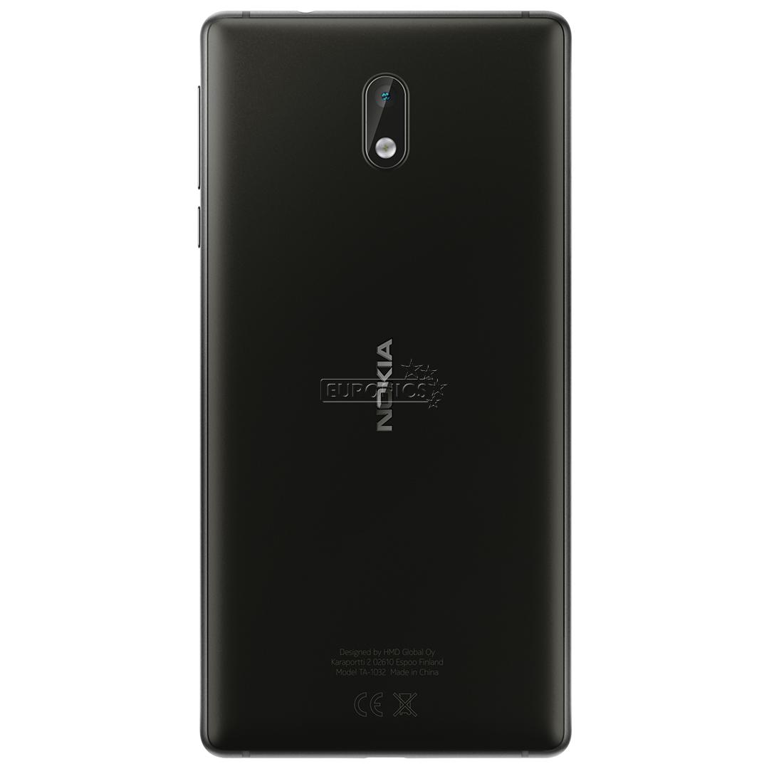 Smartphone Nokia 3 Dual Sim 11ne1b01a12