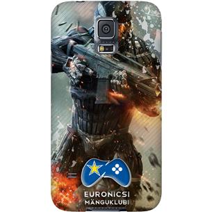 Galaxy S5 ümbris Euronicsi mänguklubi V1 / Snap