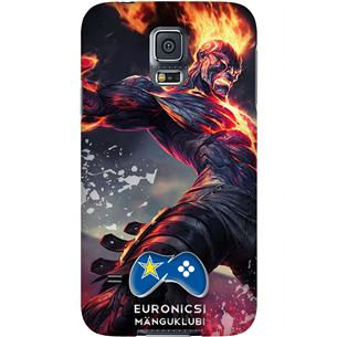 Galaxy S5 ümbris Euronicsi mänguklubi V2 / Snap