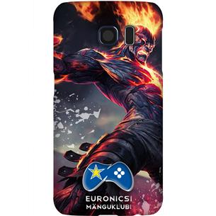 Galaxy S6 ümbris Euronicsi mänguklubi V2 / Snap