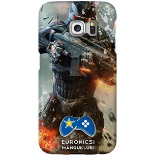 Galaxy S6 edge ümbris Euronicsi mänguklubi V1 / Snap