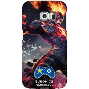 Galaxy S6 edge ümbris Euronicsi mänguklubi V2 / Snap