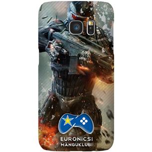 Galaxy S7 ümbris Euronicsi mänguklubi V1 / Snap