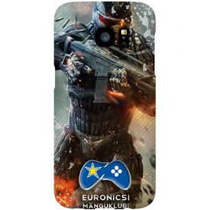 Galaxy S7 edge ümbris Euronicsi mänguklubi V1 / Snap