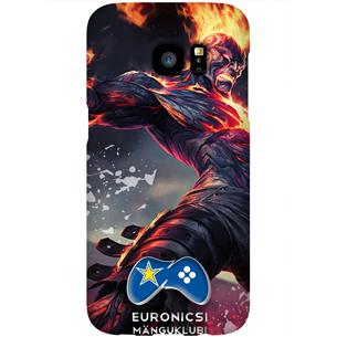 Galaxy S7 edge ümbris Euronicsi mänguklubi V2 / Snap
