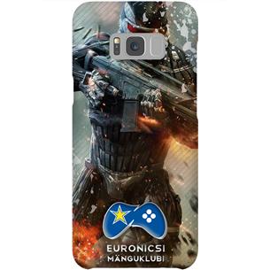 Galaxy S8+ ümbris Euronicsi mänguklubi V1 / Snap