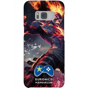 Galaxy S8+ ümbris Euronicsi mänguklubi V2 / Snap