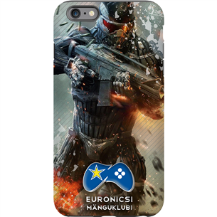 iPhone 6S Plus ümbris Euronicsi mänguklubi V1 / Tough